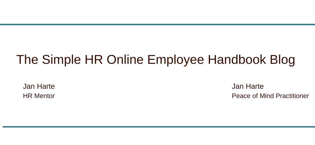 Your Employee Handbook